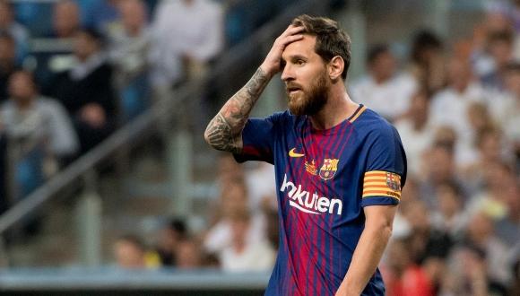Messi sosyal medyayı salladı: 11 yıllık devir kapandı!