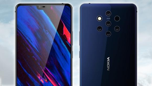Nokia 9 için müjdeli haberi Samsung verdi!