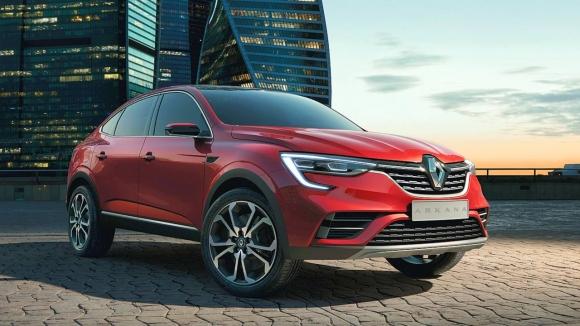 Renault Arkana tasarımıyla görenleri büyülüyor!