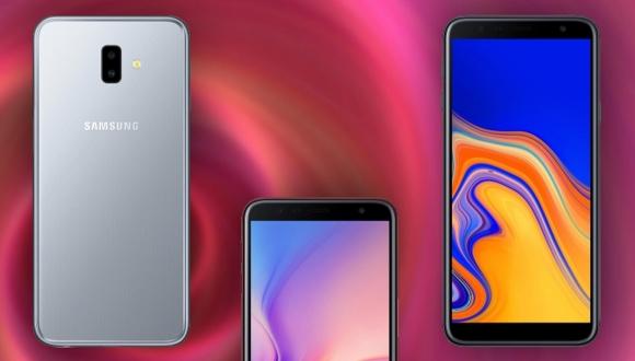 Samsung Galaxy J4+ ve Galaxy J6+ tanıtıldı!