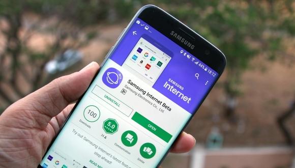 Samsung Internet tarayıcısı artık çok daha hızlı!
