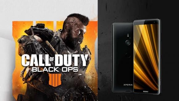 Xperia XZ3 ön sipariş verenlere Black Ops 4 müjdesi!