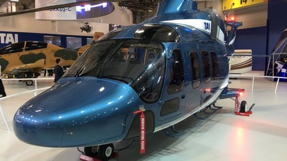 Yerli helikopter T625 ilk kez havalandı!