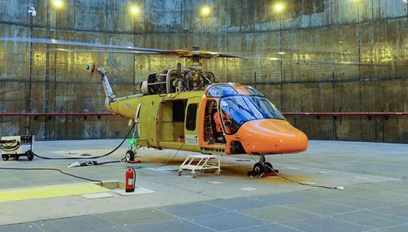 Yerli helikopter T625 motor çalıştırdı!