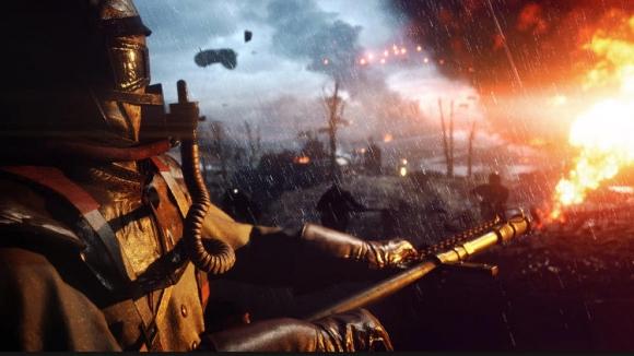 8K çözünürlükte Battlefield 1 oynamak!