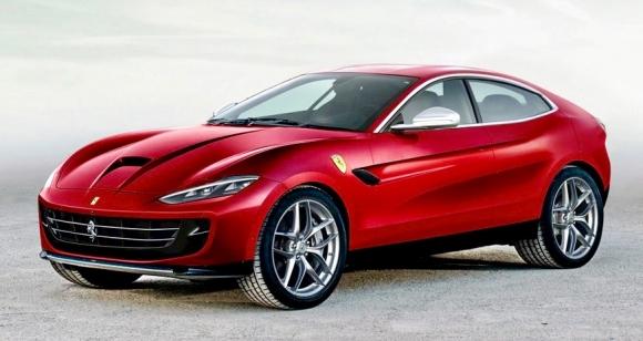 En hızlı SUV: Ferrari Purosangue