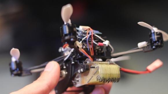 Bu drone dünyaları kaldırıyor!