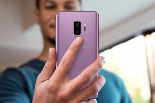 Galaxy S9 için kamera güncellemesi yayınlandı!