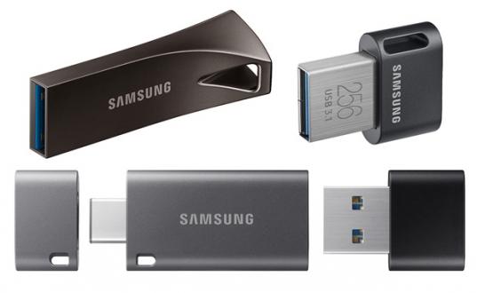Samsung FIT Plus, BAR Plus ve DUO Plus tanıtıldı