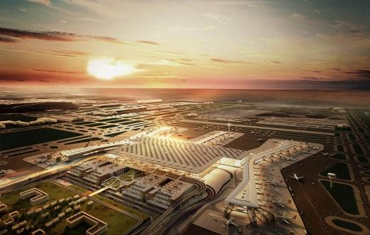 İstanbul Yeni Havalimanı için dijital altyapı kuruldu