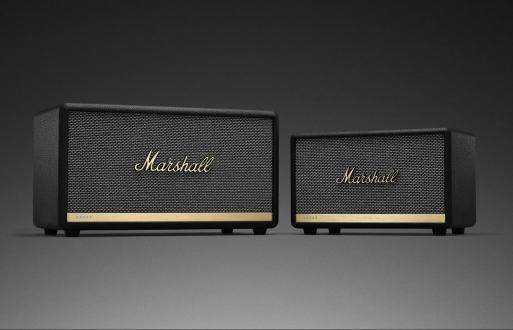 Marshall Bluetooth hoparlör ailesini güncelledi