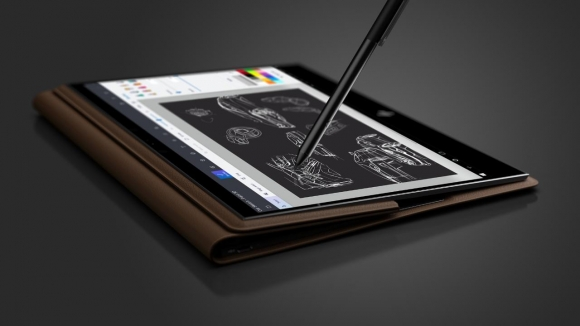 HP Spectre Folio'da metal deriyle buluşuyor!