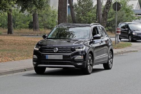 VW T-Cross 2019 tanıtım günü yaklaşıyor