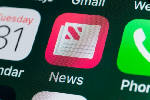 Apple News kullanıcı sayısı ile rekor kırdı!