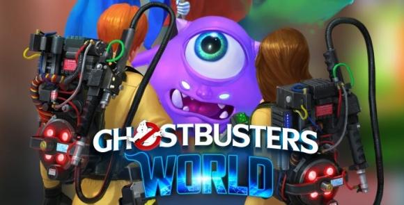 Ghostbusters World iOS ve Android için çıktı!