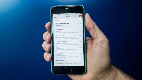 Gmail iOS için beklenen özellik sonunda geliyor!