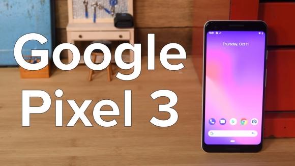 Google Pixel 3'te ekran sürprizi!