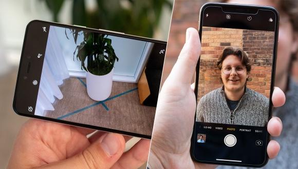 Pixel 3 kamerası ile iPhone XS'e meydan okuyor!