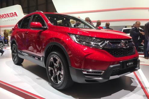 Honda CR-V geri çağrılabilir!
