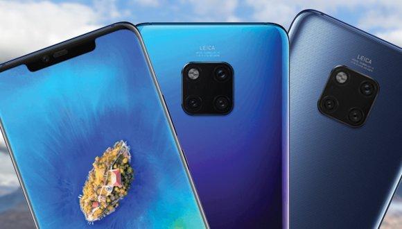 Huawei Mate 20 ve Mate 20 Pro fiyatları açıklandı!