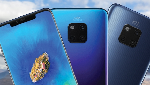 Huawei Mate 20 performans testi ortaya çıktı!