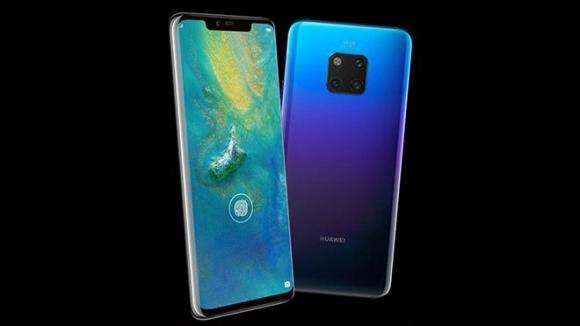 Huawei'den Mate 20 serisi için 1 TB yedekleme!