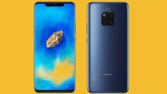 Huawei Mate 20, RAM ve depolama seçenekleri