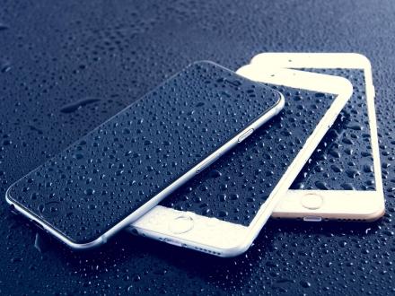 iPhone'lar yağmur altında daha iyi çalışacak!
