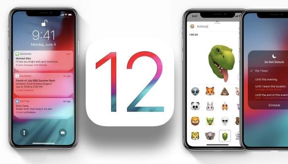 iOS 12.0.1 yayınlandı! WiFi için müjdeli haber!