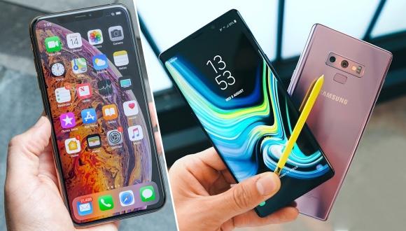 Yeni iPhone'lar, Galaxy Note 9 karşısında yenik düştü!