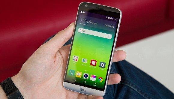 LG G5 kullanıcılarına güncelleme müjdesi!