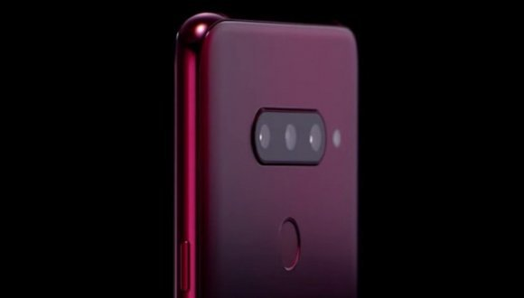 LG V40 ThinQ renk seçenekleri ortaya çıktı