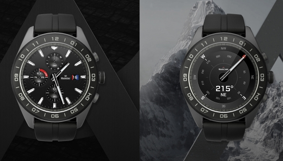 LG Watch W7 tanıtıldı! 100 güne kadar pil ömrü!