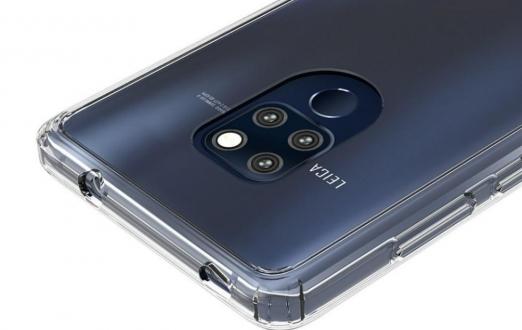 Oyuncu telefonu Huawei Mate 20X ortaya çıktı!