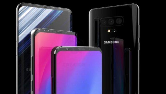 Samsung 4 farklı Galaxy S10 modeli tanıtacak!