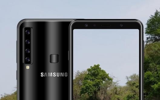 4 Kameralı Galaxy A9s özellikleri doğrulandı!
