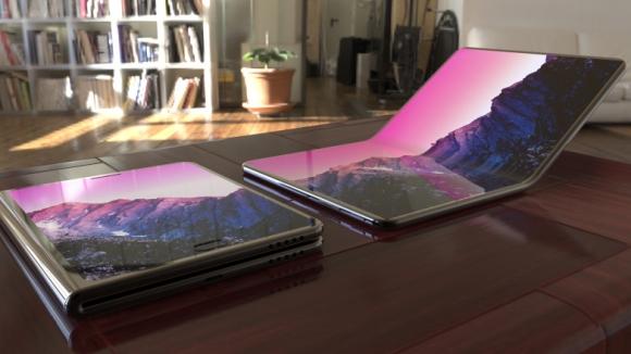 Samsung katlanabilir laptop üretecek!