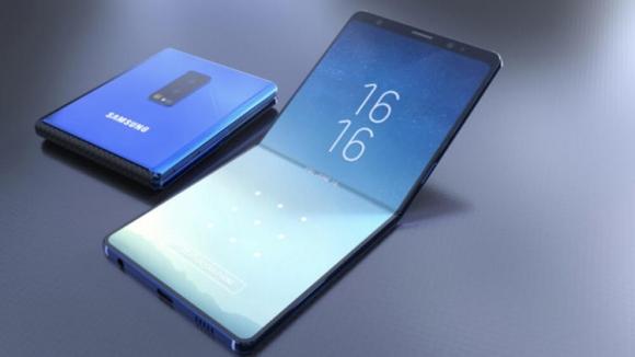 Samsung katlanabilir telefon ile ilgili önemli gelişme!