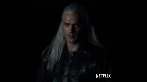 The Witcher dizisinden Henry Cavill'li ilk video geldi!