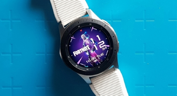 Galaxy Watch için özel Fortnite watch face çıktı