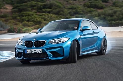 BMW'den yeni drift makinesi geliyor!