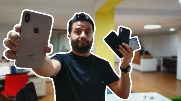 iPhone XS Max ne halde? (VİDEO)