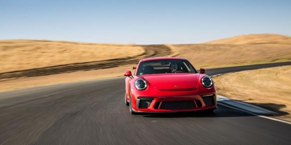 2019 Porsche 911 göründü!