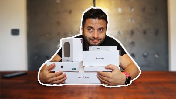 27.000 TL'lik kutu açılıyor – Yeni iPad Pro ve MacBook Air içerir!