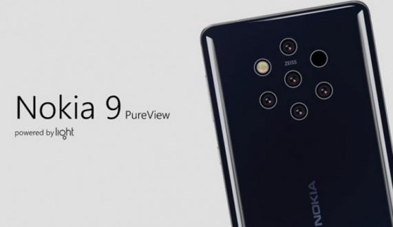 5 kameralı Nokia 9 PureView modelinden kötü haber!