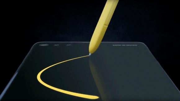Galaxy Note 10 büyük ekranıyla çok konuşulacak!