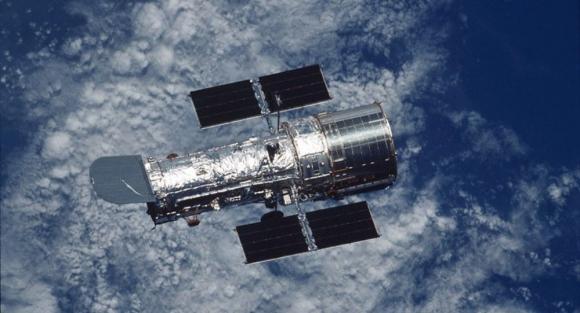 Hubble Uzay Teleskobu yüz güldürdü!