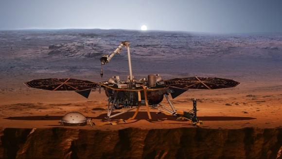 InSight, Mars'a başarıyla inebilecek mi?