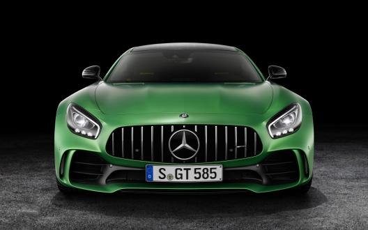 Mercedes-AMG GT R Pro geliyor!