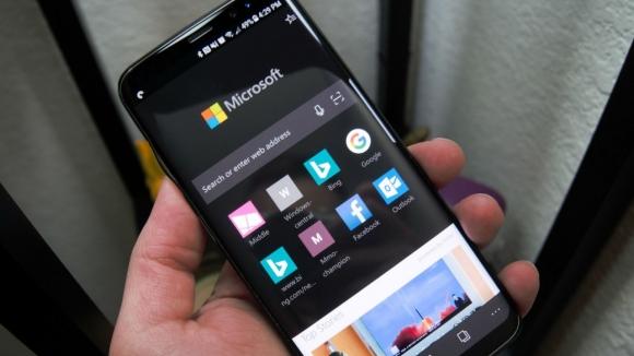 Android için Microsoft Edge güncellendi!